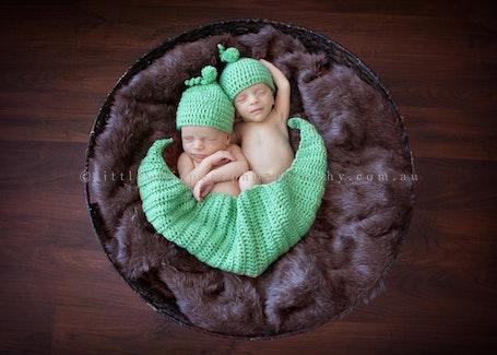 twin peas