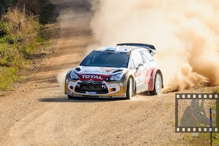 WRC Rally Australia 2013 - The Australian round of the World Rally Championship held in Coffs Harbour - 12th-15th Sept