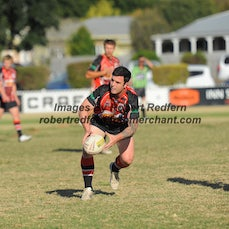 BRL A Grade Grand Final. Wests Panthers v Past Brothers