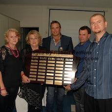 Gary Stehbens Medal Award Night.