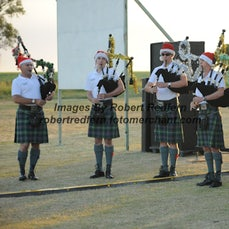 Pipe Carols - Christmas Carols at Innes Park.