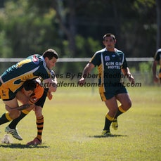 Semi Finals At Miriam Vale - NDRL Semi Finals at Gary Larson Oval Miriam Vale.Minor Semi Avon Dale v Gin Gin & Major Semi Miriam Vale v Agnes Waters.