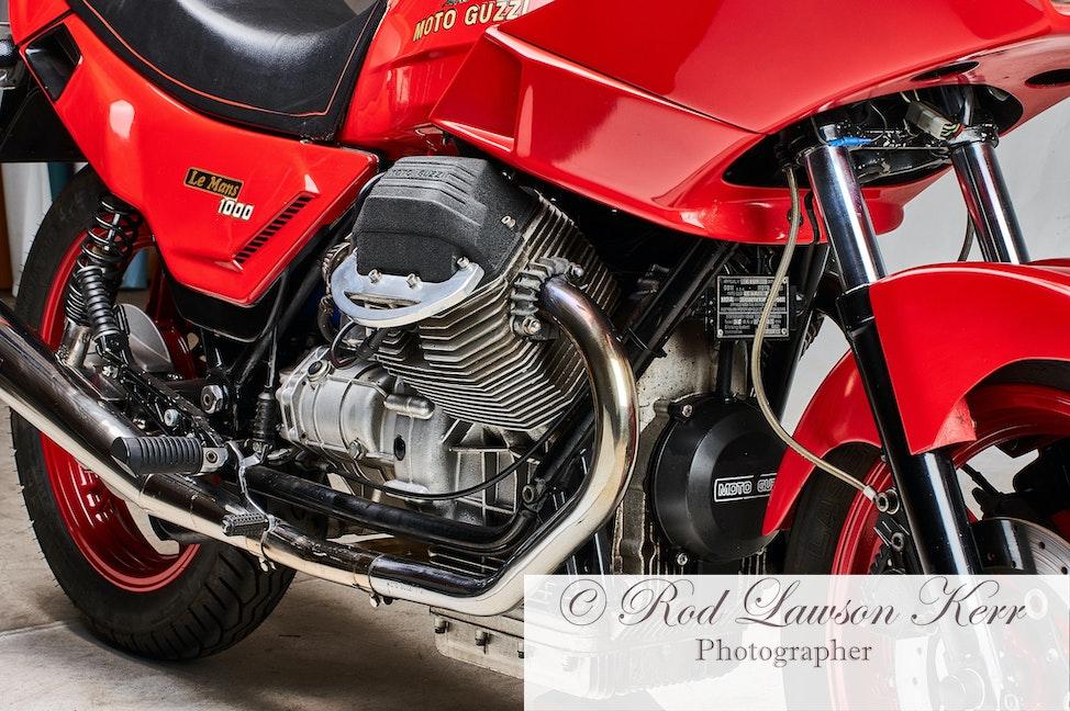 Three Quarter Motor