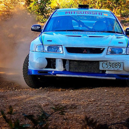 Quit Forest Rally 2009