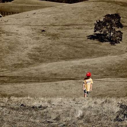 Little Boy Lost - An Australian Classic Country  song. A young boy wanders the hills South of Nannup WA