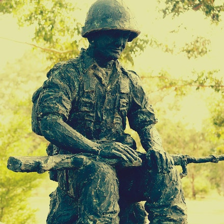 Vietnam_Memorial - OLYMPUS DIGITAL CAMERA