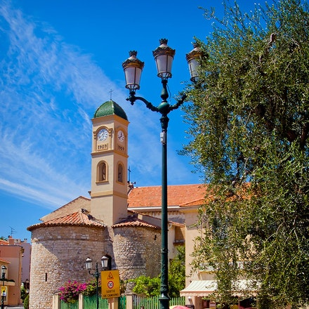 Chapelle_Santa_Maria_de_Olivo_Beaulieu_sur_Mer - OLYMPUS DIGITAL CAMERA