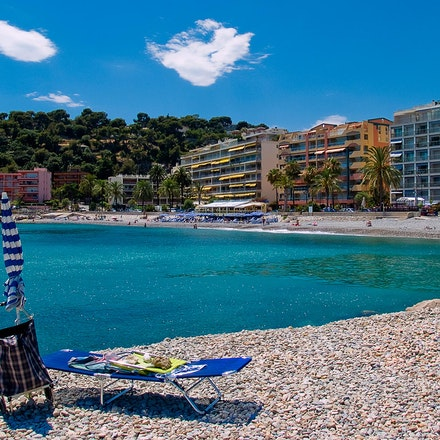 Mediterranean_Beach - OLYMPUS DIGITAL CAMERA