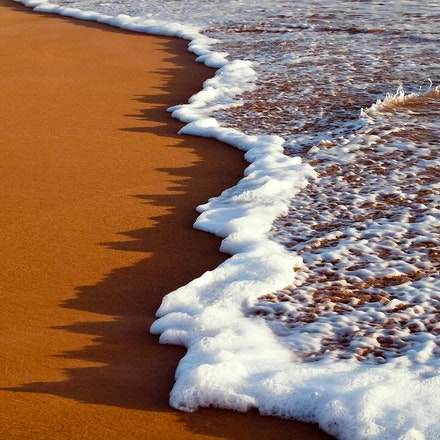 A Royal Wave - A beach in SW Western Australia.