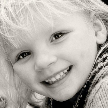 Charlottes Smile - OLYMPUS DIGITAL CAMERA
