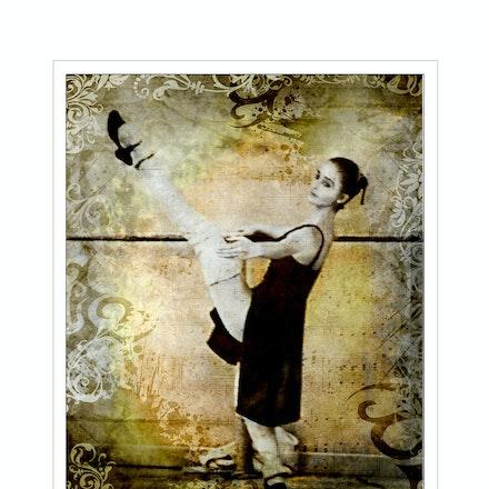 Ballerina Student - OLYMPUS DIGITAL CAMERA