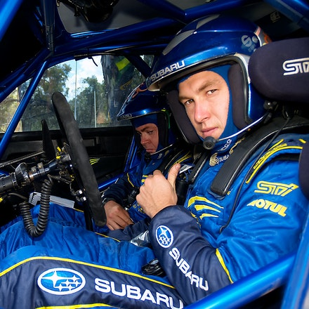WRC Telstra Rally Australia - A round of the World Rally Championship conducted in Perth and its surrounding countryside. Western Australias last event...