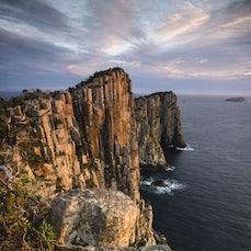 Cape Hauy, 2014 - An overnight trek to Cape Hauy, on the east side of the Tasman Peninsula, Tasmania.