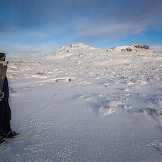 Ben Lomond winter 2017 - Snowy scenes from atop the Ben Lomond plateau.