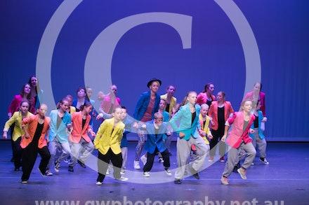 Hip Hop. Bass Coast Ballet School 2015