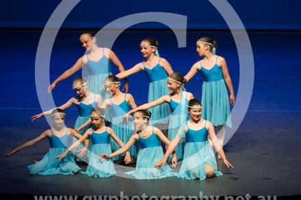 Class Performances. Bass Coast Ballet School 2015