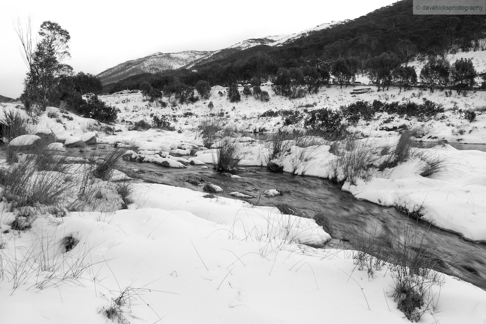 Thredbo, NSW - Living in Canberra meant regular trips to the snowfields.