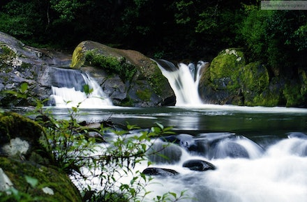 Lady's Well, Allyn River, Barrington Tops National Park, NSW