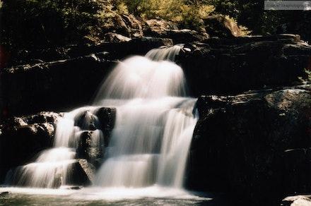 Gloucester Falls, Gloucester Tops National Park, NSW
