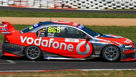Bathurst 1000 Lowndes/Whincup