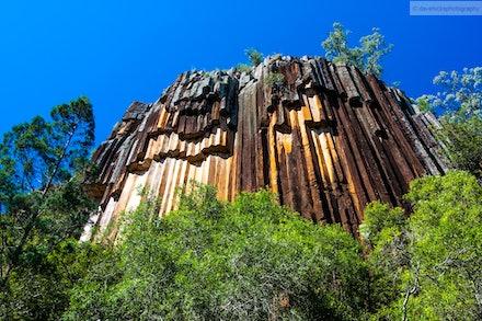 Sawn Rocks, Mt Kaputar National Park, NSW