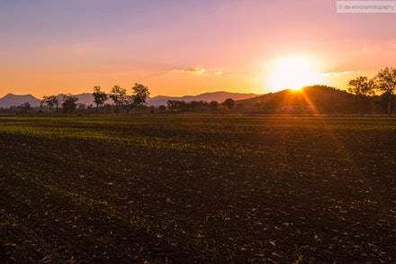 Sunset 1, Scenic Rim, QLD - I went out for an overnight trip 02-03 Oct 13 to the Scenic Rim to specifically get some night shots away from the city. I...