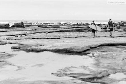 Rock Shelf, Moffats Beach, QLD