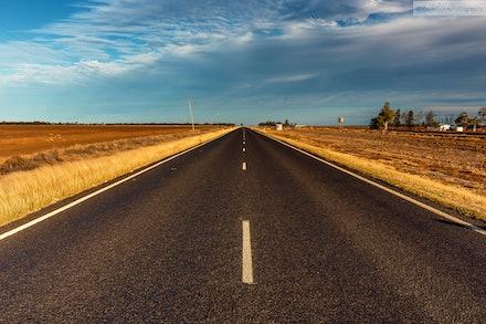 Carnarvon Highway near St. George, QLD