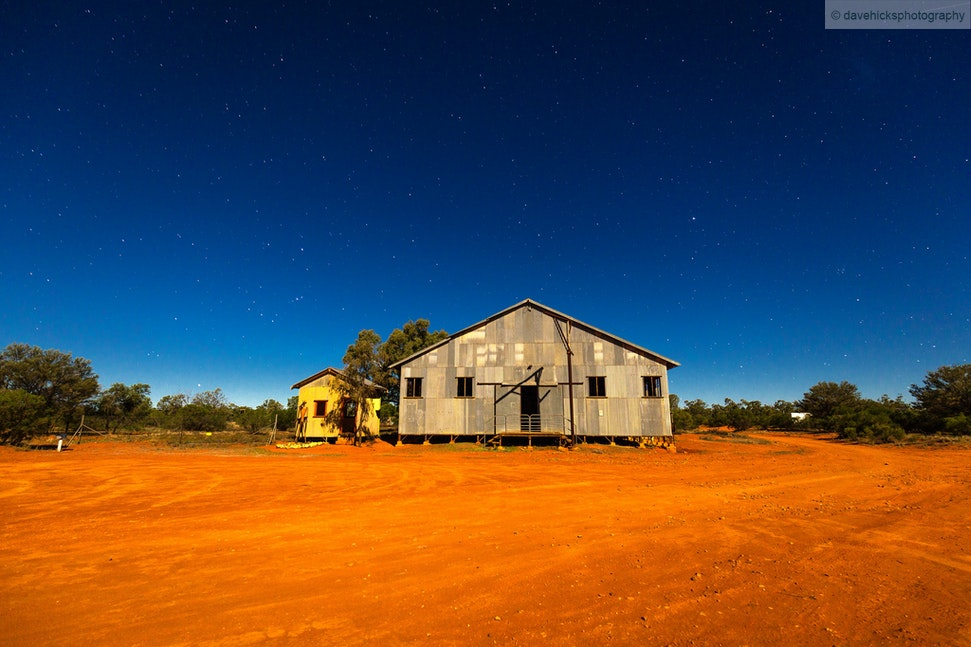 Old Currawinya Woolshed, Currawinya National Park, QLD 10