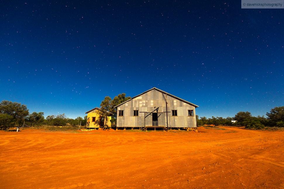 Old Currawinya Woolshed, Currawinya National Park, QLD 10