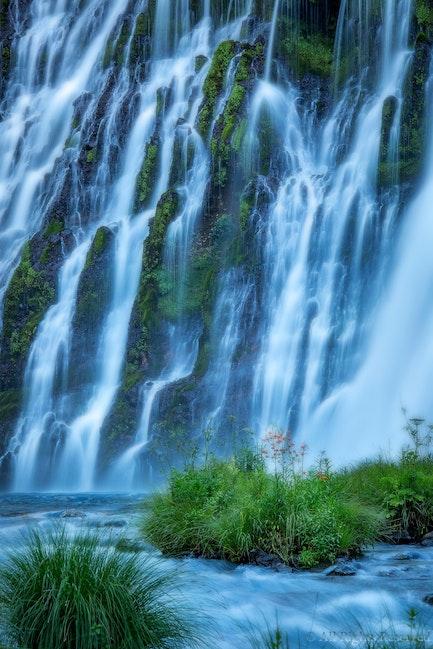 Flowing Veils, Burney Falls
