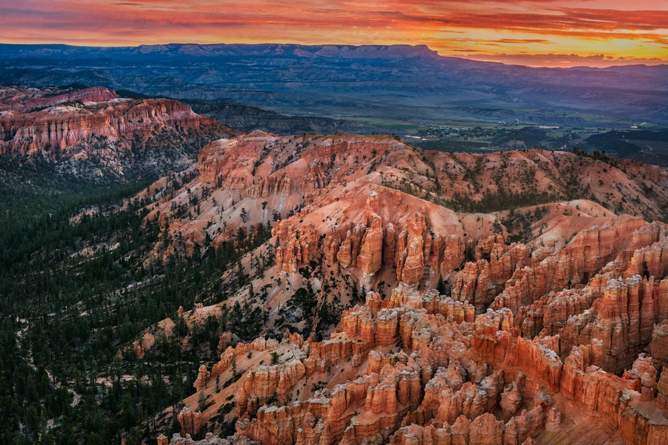 Pillars of Sand, Bryce Canyon National Park