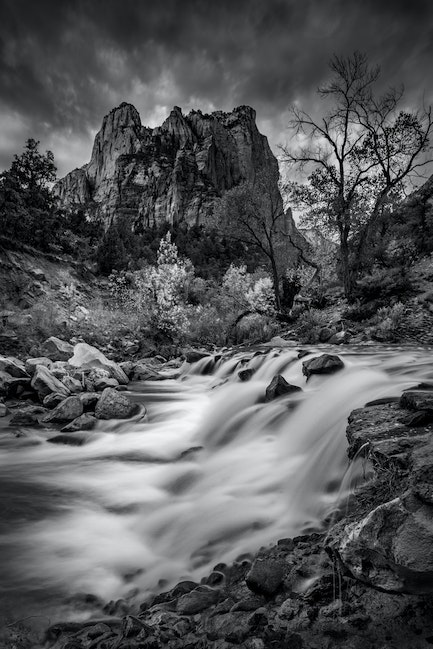 Rolling Waters, Zion National Park