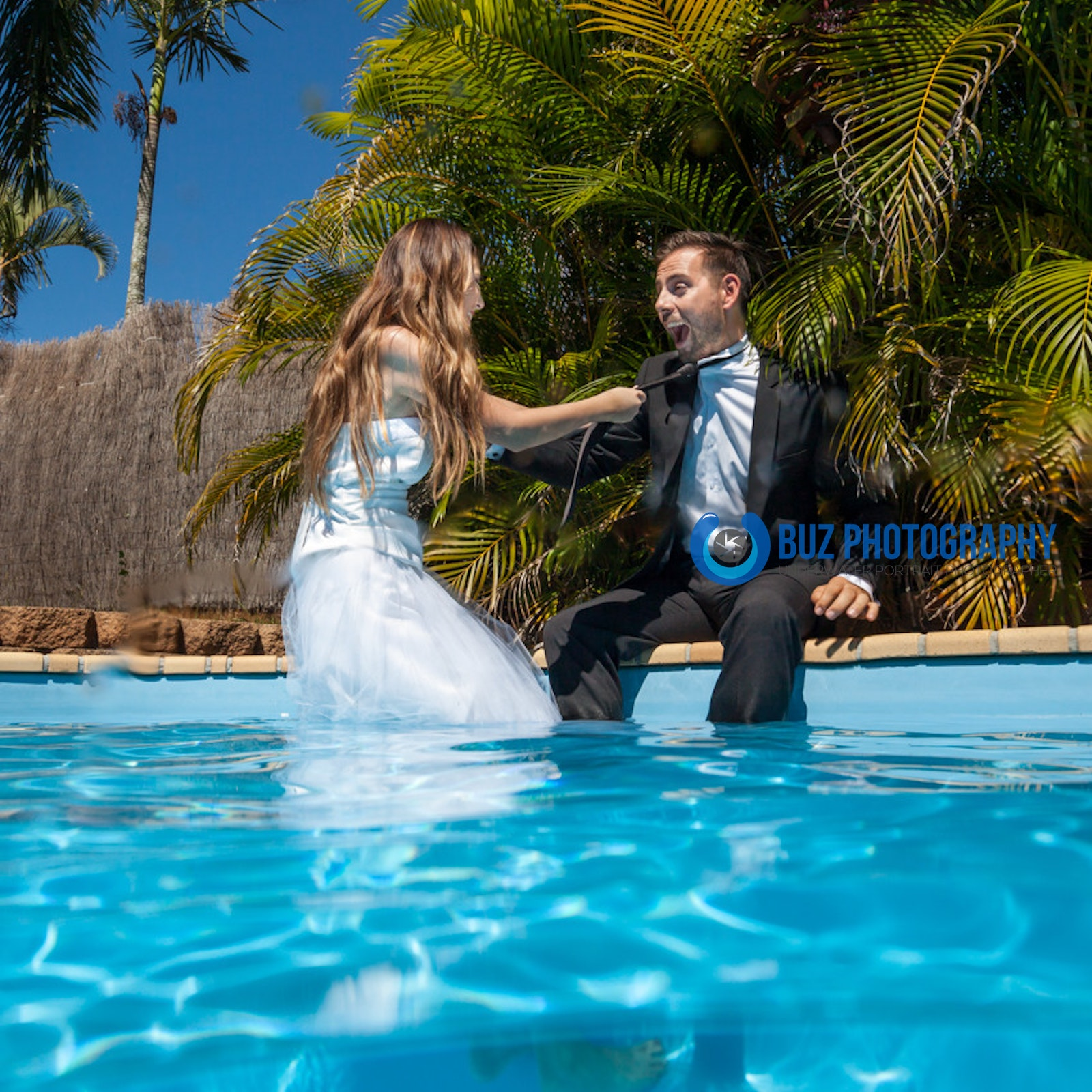 Trash the Dress - Wedding and Formal | Buz Photography