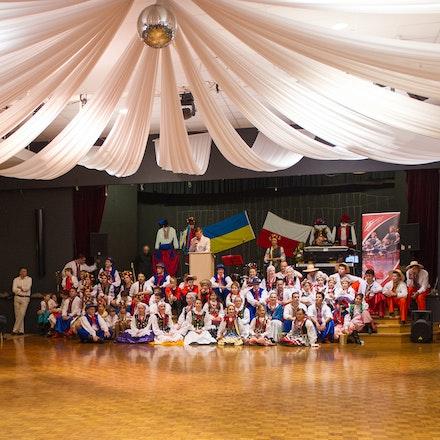 Kukułeczka & Roztiazhka pres. Polkrainian Zabawa, Cracovia Club, 25 October 2014 - Kukułeczka & Roztiazhka pres. Polkrainian Zabawa,  Cracovia Club, 25...