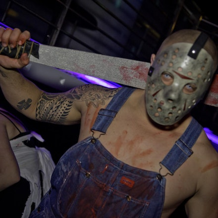 The 14th Annual Nocturnal Ball - Night of Horror, Metro City, 12 - Metro City