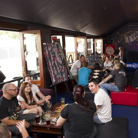 Manic Arts Sunday Session, Flying Scottsman, 7 November 2010 - Flying Scottsman