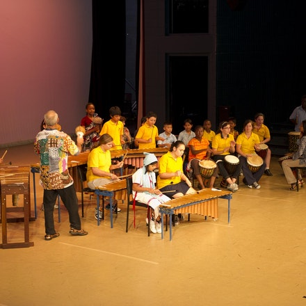 Song Room 2010 School Performance, UWA Octagon Theatre, 8 Novemb - UWA Octagon Theatre