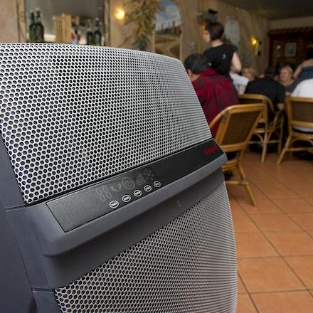 Indoor/Outdoor Air Conditioner - Detail - September 2010