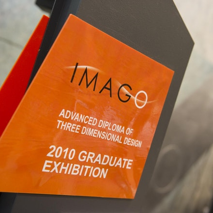 IMAGO - CIT 3D Design Grad Show, Central Park, 23 November 2010 - As a designer it's an inspiration and absolute pleasure to present you with the opening...