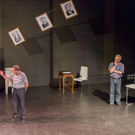 PolArt Perth: Emergency Room (ER), State Theatre Centre, 30 December 2012 - Emergency Room (Ostry Dyżur) is a drama that takes place in a hospital district...