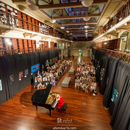 PolArt Perth: Piano Recital by Dr Anna Kijanowska, Hackett Hall, WA Museum, 3 January 2013 - An internationally acclaimed pianist, Dr Anna Kijanowska is...