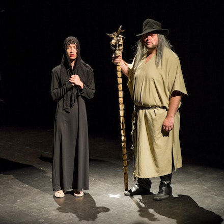 PolArt Perth: Dziady (Forefathers' Eve) Theatre by Scena '98, State Theatre Centre, 3 January 2013 - Written by Adam Mickiewicz, it is one of the finest...