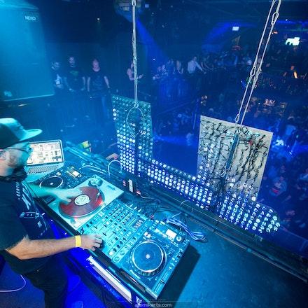 NETSKY LIVE, Villa, 23 March 2013