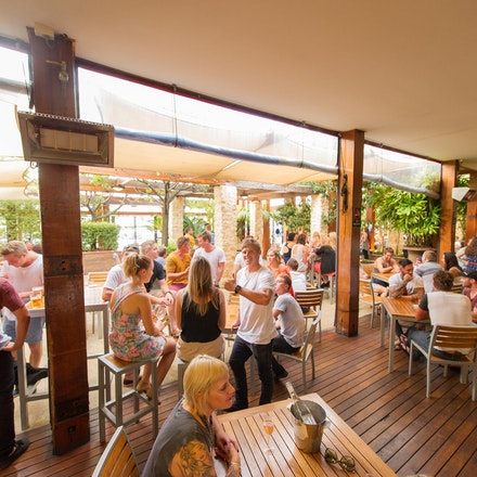 Sunday Session, Botanica Bar & Bistro, 14 April 2013