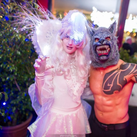 The 17th Annual Nocturnal Ball, Metro City, 8 July 2013