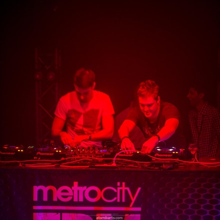EDM Saturdays Launch ft. tyDi, Metro City, 10 August 2013