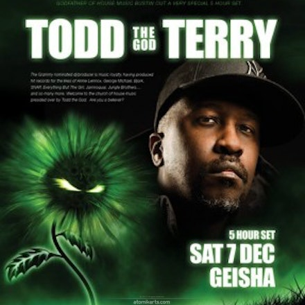 Habitat's 9th Birthday ft. TODD TERRY, Geisha Bar, 7 December 2013 - It's not every day that a club night reaches 9 years in existence, so it's no surprise...