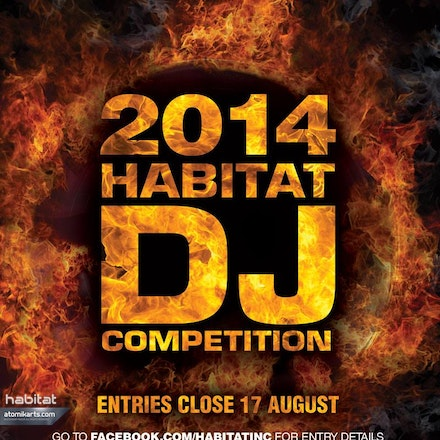 2014 Habitat DJ Competition, Geisha Bar, 22 August 2014 - The Habitat DJ Competition is Perth's most prestigious dj comp. Now in it's 8th year, the competition...