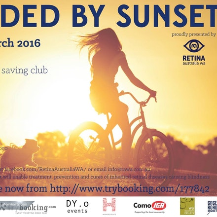 Blinded by Sunset, Scarboro Surf Life Saving Club, 6 March 2016 - TBA